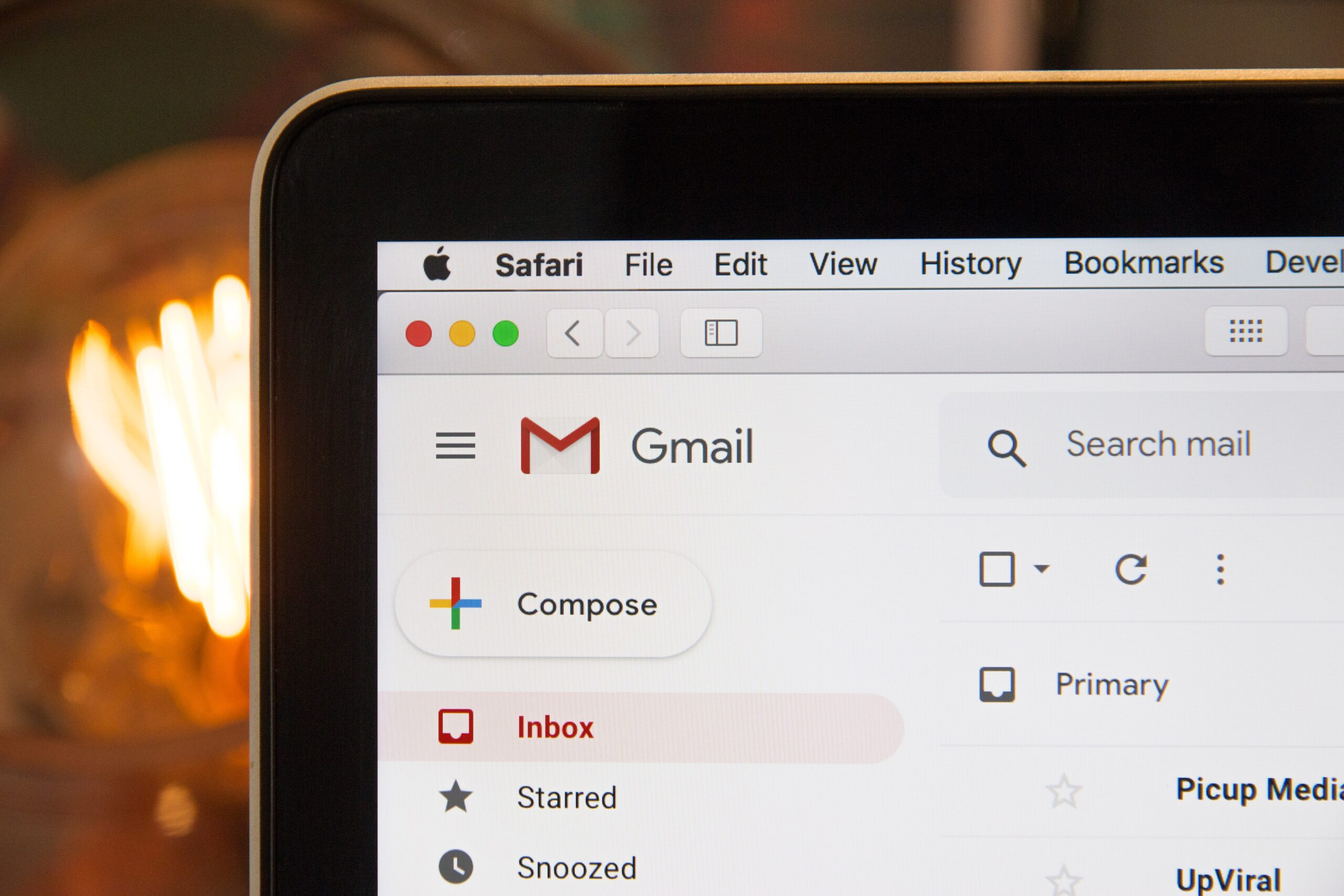 debrief your 2020, Gmail, email