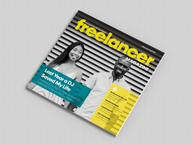 The Freelancer Magazine, Kickstarter