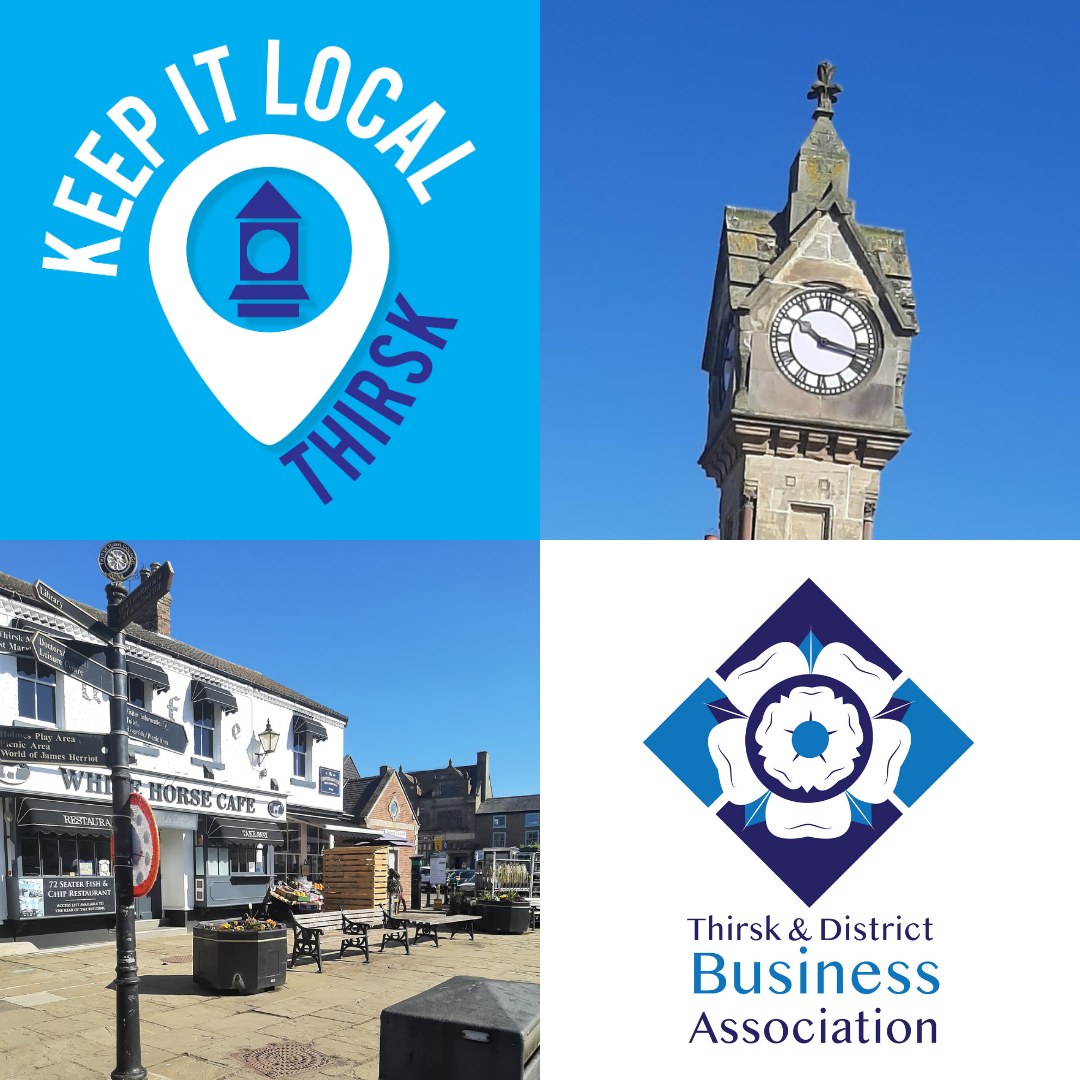 Keep it Local Magazine, Thirsk, Thirsk & District Business Association